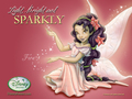 Disney Fairies Fira Wallpaper