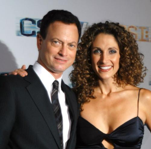 CSI:NY پیپر وال titled Gary and Melina (Smacked)