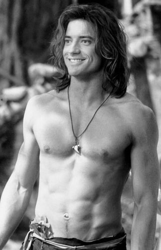 George of the Jungle - brendan-fraser Photo