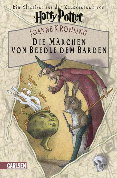 German Cover of The beedle in the Bard