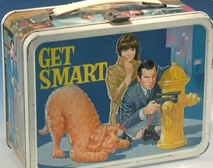 Lunch Boxes wallpaper entitled Get Smart vintage lunchbox