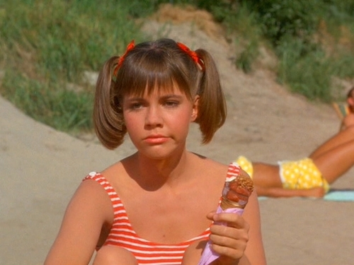 Classic Television Revisited wallpaper containing an ice lolly entitled Gidget