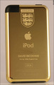 Gold iPod Touch
