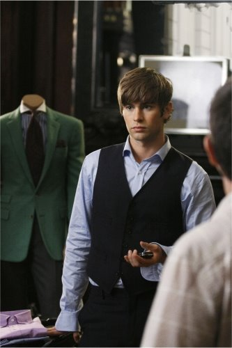 Gossip Girl: 2x03 The Dark Night