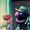 Sesame Street photo titled Grover & Prairie Dawn