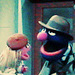 Grover & Prairie Dawn