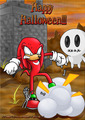 HALLOWEEN - sonic-halloween fan art
