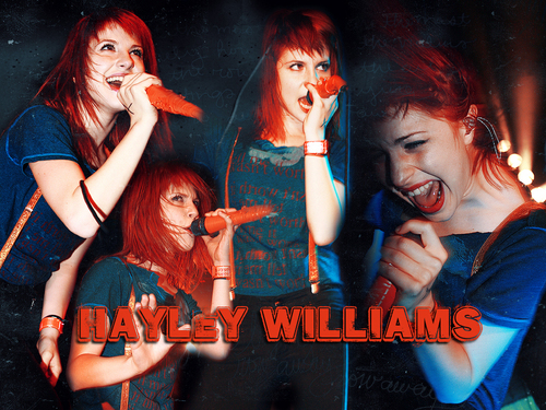 Hayley  - hayley-williams Wallpaper