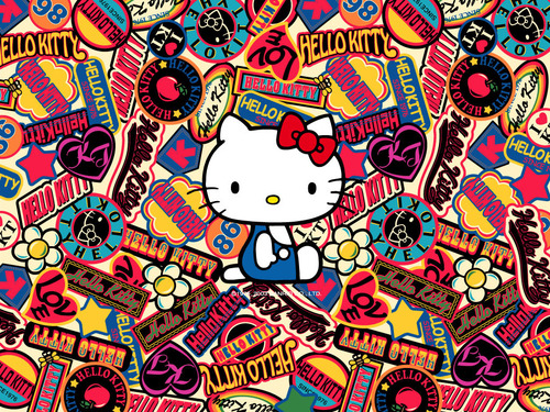 Hello Kitty Logos