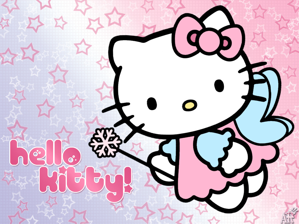 hello kitty on