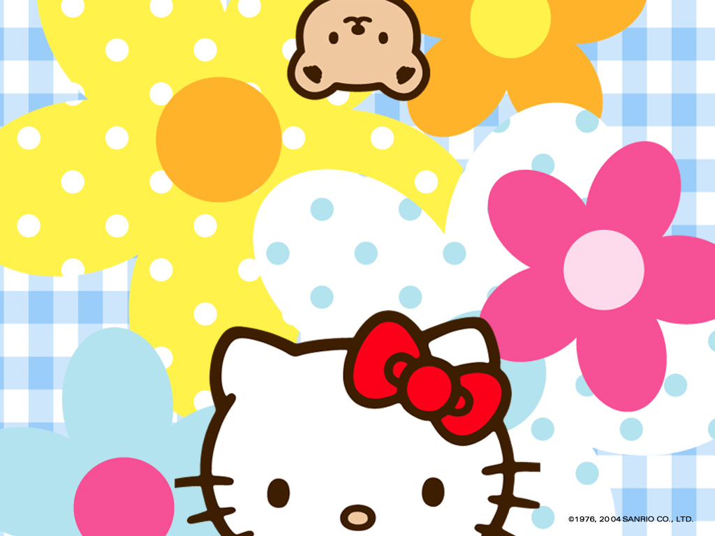 Hello Kitty  Hello Kitty Wallpaper (2359040)  Fanpop