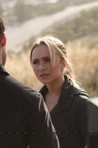 Heroes 3x02 'The schmetterling Effect' Promo Pic's