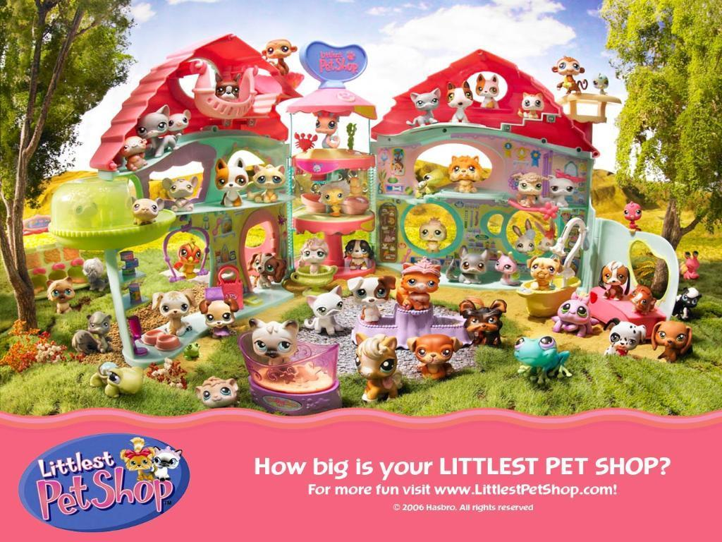 How Big is Your Littlest Pet Shop?