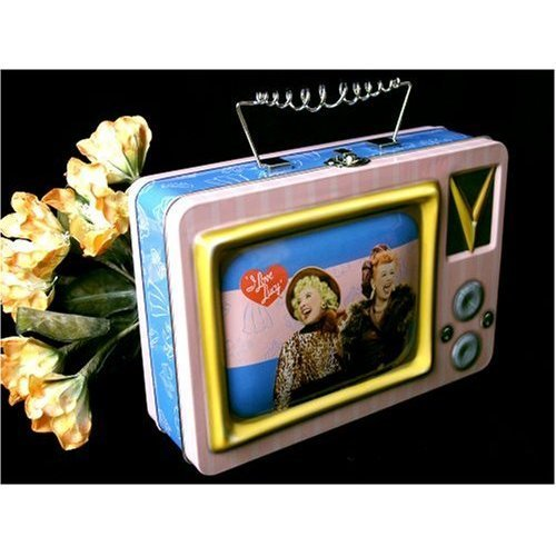 I प्यार Lucy TV Lunch Box