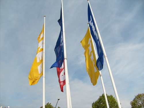 IKEA Flags - ikea Wallpaper