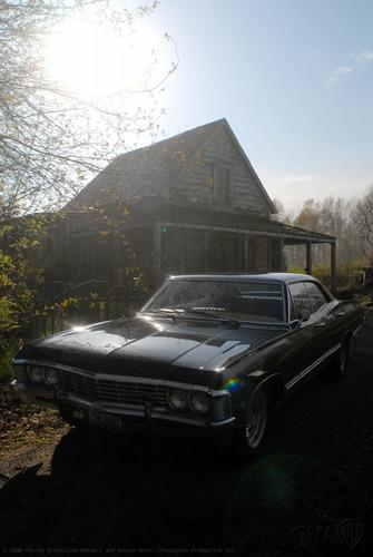 Impala Winchester :)