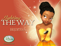 Iridessa Wallpaper - disney-fairies wallpaper