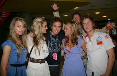 Isabel @ MTV Australia Video Musik Awards 2006