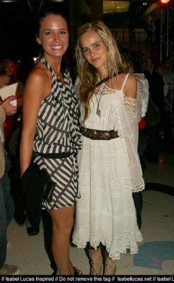 Isabel @ mtv Australia Video música Awards 2006