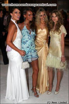 Isabel @ TV Week Logie Awards 2005