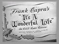 It's A Wonderful Life movie título screen