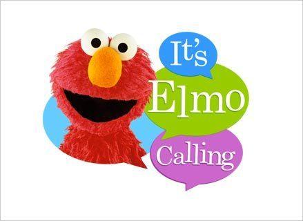 It's Elmo Calling!