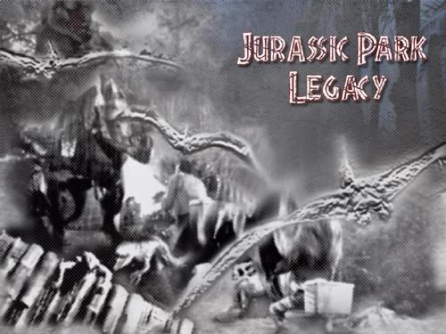 JP Wallpaper (part 3) - jurassic-park Wallpaper