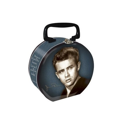 James Dean tote lunch box