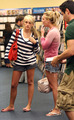 Jamie & Britney - jamie-lynn-spears photo