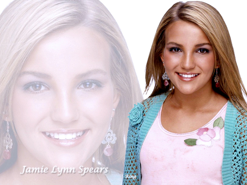Zoey 101 پیپر وال possibly with a portrait entitled Jamie Lynn Spears