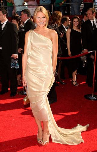 Jennifer Morrison at the 60th Primetime Emmy Awards 2008