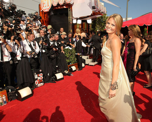 Jennifer Morrison at the 60th Primetime Emmy Awards 2008