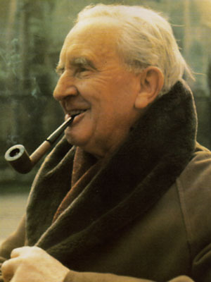J.R.R. Tolkien wallpaper entitled John Ronald Reuel Tolkien