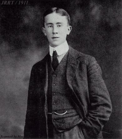John Ronald Reuel Tolkien  - jrr-tolkien Photo