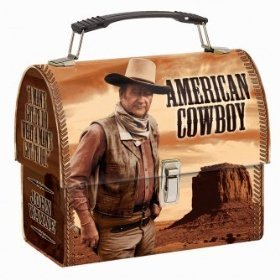 Lunch Boxes wallpaper titled John Wayne Dome Lunch Box