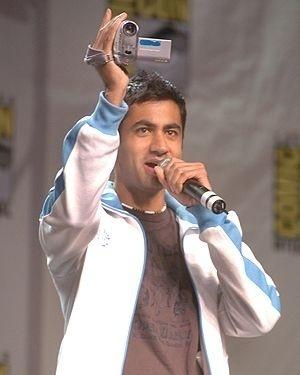 Kal Penn at Comic-Con 2004