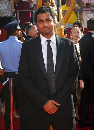 Kal Penn at the Emmys