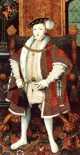 King Edward VI of England