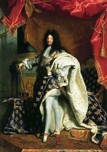 King Louis XIV of France - kings-and-queens Photo