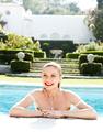 Kirsten in Harper's Bazaar