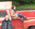 Kristen Stewart on set - twilight-series photo