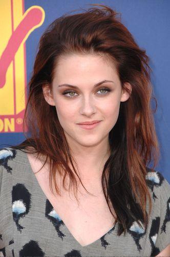 Kristen at the VMA's
