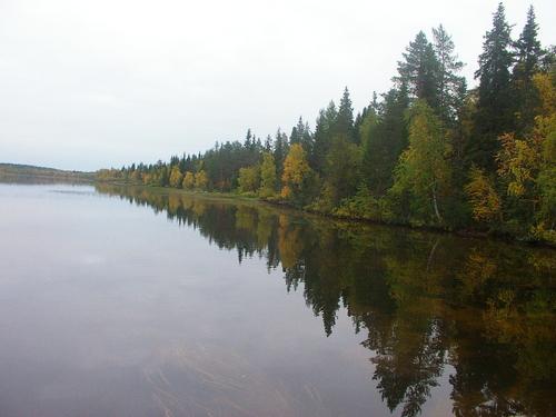 Kuusamo's Autumn 2