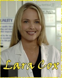 Lara Cox as Dr.Denman
