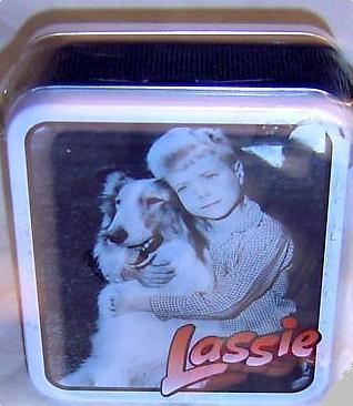 Lassie mini lunchbox