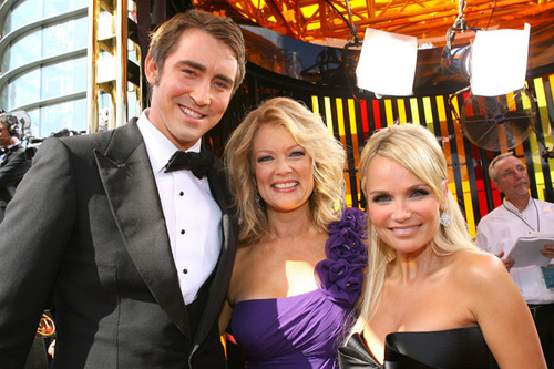 Lee at the 2008 Emmys