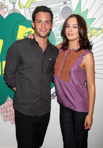 Leighton and Penn MTV TRL