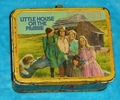 Little House On The Prairie vintage lunchbox