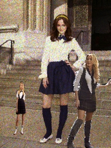 Little Jenny,Queen B,Serena