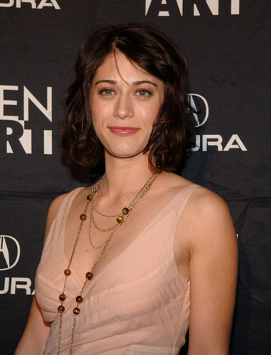 Lizzy Caplan wallpaper probably with a sign entitled Lizzy